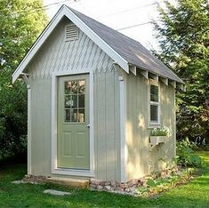 Cute Storage Shed