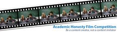 Academic honesty film competition: Be a content creator, not a content imitator...a film competition about Academic Honesty by the International Baccalaureate (IB)