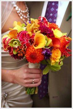 Wedding Flowers, Order Tropical Wedding Bouquet Orchids: 28 ideas of wedding flower bouquets