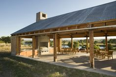 Muse Architects_Riverside Barbecue Pavilion7