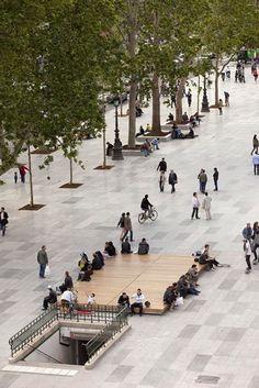 BOBO CHIC 布波奇客 - TVK改造巴黎共和國廣場。