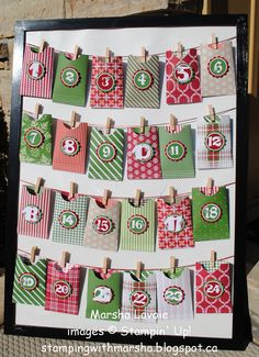 advent calendar More advent calendar Homemade Advent Calendars, Advent Calendar Gifts, Advent Calendars For Kids, Christmas Countdown Calendar, Advent Calenders, Diy Calendar, Religious Christmas Cards, Diy Christmas Cards, Christmas Sewing