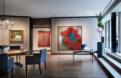 Thad Hayes, top interior designers in nyc, best interior designers in nyc, inspiration, AD100, New York, design, East-75th-17