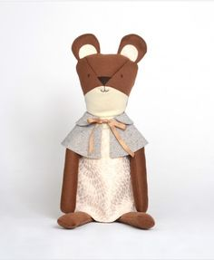 eleanor the bear from Pink Olive - $78.00