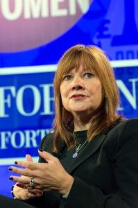 This week, General Motors named Mary Barra as its first female CEO. Only 13 percent of engineers today are women — so how exactly did Barra get to the top job? Chief Executive, January 15, Confident Woman, General Motors, Automotive Design, Leadership, Safety, Mary, Technology