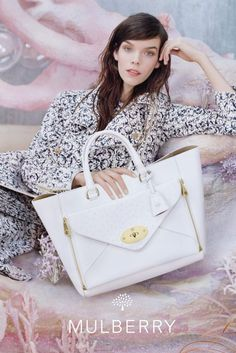Totes!! Mulberry spring/summer 2013 ad campaign