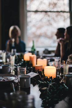 Workshop Pt I: Satsuma Herb de Provence Salt & Saffron Lavender Honey Dinner Table, A Table, Local Milk, Lavender Honey, Autumn Wedding, The Gathering, Tablescapes, Herbalism, Table Settings