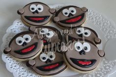 Mono Bubba by All you need is Cupcakes!, via Flickr