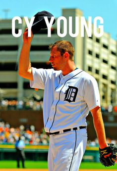Congrats to Max Scherzer on winning the 2013 AL Cy Young award! Max finished the season 21-3 with a 2.90 ERA and 240 strikeouts.
