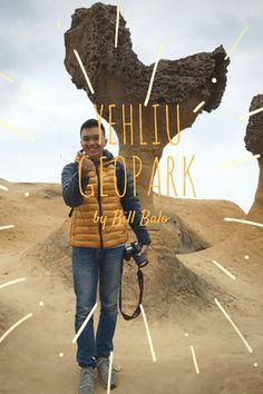 Yehliu Geopark Landscape