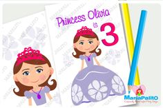 New to Mariapalito on Etsy: 6 Princess Sofia Coloring Books Princess Sofia Inspired Birthday Party Personalized Coloring Books Party Favors  A1080 (13.50 USD)