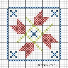Creative Workshops from Hetti: SAL Delfts Blauwe Tegels, Deel 4 - SAL Delft Blue Tiles, Part 4.