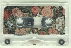 floral cassete
