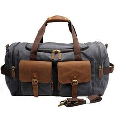 11 Best Top 12 Best Leather Duffle Bags in 2019 images in 2019 fa28879b975b3