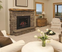 Trim Kits: A Finishing Touch to Your Plug-In Electric Fireplace