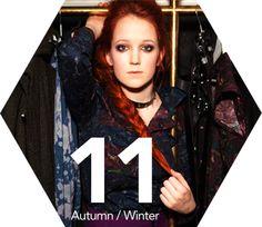 Fashion design, Riivari, A/W 2011 Fall Winter, Autumn, Nice, Fashion Design, Collection, Fall Season, Fall, Nice France