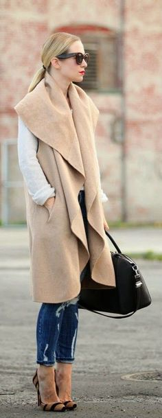 Daily New Fashion : Best Women's Street for Fall/Winter