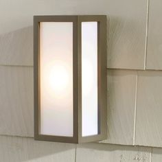 Shop AllModern for modern and contemporary Outdoor Wall Lighting + Lanterns to match your style and budget. Enjoy Free Shipping on most stuff, even big stuff.