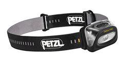 Petzl Stirnlampen Tikka 3 PRO - Linterna frontal, color negro, talla one size