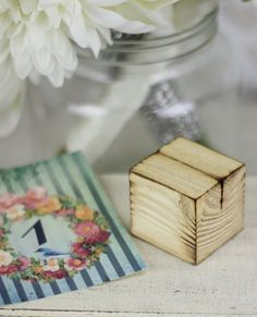 @Sheila -- King - these will be great to use as food description card holders Rustic Wedding Place Card Holders