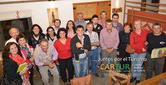 Conformación del Consejo Directivo de la Cámara Regional de Turismo CARTUR