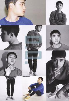 exo, kyungsoo, and d.o image Kaisoo, Kyungsoo, Chanyeol, Chanbaek, Exo Memes, K Pop, Exo Official, Exo Lockscreen, Korean Boy