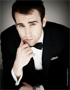 Matthew Lewis (Neville from Harry Potter)
