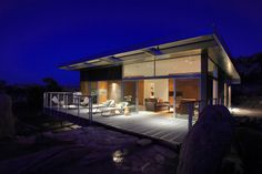 Yucca Valley Prototype by Blue Sky Homes