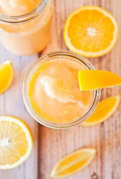 #Orange PushUp #Smoothie