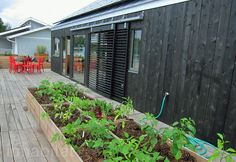 Middlebury College's Self-Reliance Solar Decathlon House Wins Communications Contest! Solar Decathlon 2011, Middlebury College, Self-Reliance – Inhabitat - Green Design, Innovation, Architecture, Green Building