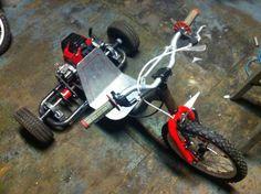 Drift Trike Build. - Page 2 - DIY Go Kart Forum
