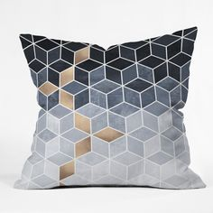 #denydesigns #geometric #pillow