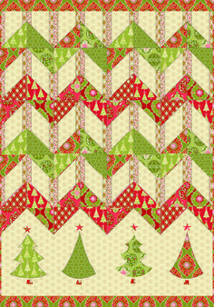 free christmas quilt patterns to download - Google Search