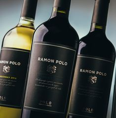 #packaging #Design #Wines #GraphicDesign #Design #Label #NewProject #RamonPolo
