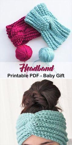 Make a Turban Headband - Harry Make a Turban Headband - . Make a Turban Headband - Harry Make a Turban Headband - . Make a Turban Headband - Harry Make a Turban Headband - . Make a Turban Headband - Harry Turban Crochet, Bandeau Crochet, Crochet Headband Pattern, Afghan Crochet Patterns, Knitting Patterns, Free Knitting, Crochet Headbands, Crochet Baby Beanie, Knitted Headband