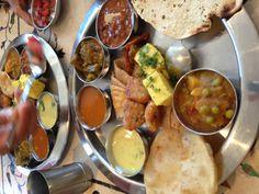 #vegetarian indian food is # healthy and #tasty