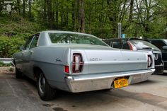 1968 Ford Fairlane | I found this at Bouton Mobil in South Salem, New York