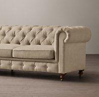 "108"" The Petite Kensington Upholstered Sofa"