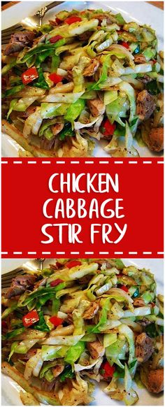 Chicken Cabbage Stir Fry – Fresh Family Recipes