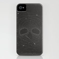 Dead Space    by Mirco Rambaldi  iPhone Case / iPhone (4S, 4)    $35.00