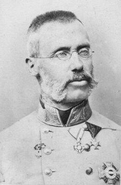 HIRH Archduke Albrecht Friedrich Rudolf of Austria, Duke of Teschen (1817-1895)