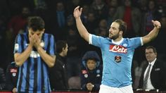 Napoli slår Inter og tager førstepladsen!