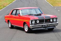 Competition: What is Australia's Greatest Muscle Car? Australian Muscle Cars, Aussie Muscle Cars, Car Ford, Ford Gt, Ford Granada, Big Girl Toys, Vintage Children Photos, Old School Cars, Ford Classic Cars