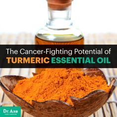 Turmeric essential oil - Dr. Axe http://www.draxe.com #health #holistic #natural