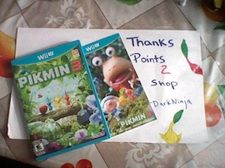 i think this is my first proof pic of a Wii U game that i made o_O but such a fun game and the graphics on this are amazing