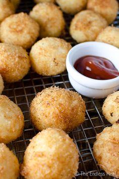 Crispy Boursin Arancini | The Endless Meal