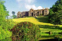 Bovey Castle near Moretonhampstead, loved it!