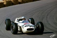 1965 Richie Ginther, Honda RA272