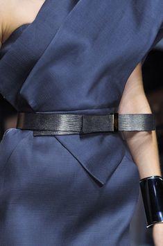 Gianfranco Ferré - Milan Fashion Week Spring 2014- Details