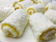 Portakal Soslu Lokum – Nefis Yemek Tarifleri Dairy, Cheese, Food, Meals